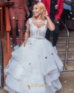 PHOTOS: Tonto Dikeh celebrates 33rd Birthday in style with star-studded event