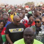 Ex NDC ambassador slams Mahama over Unity Walk; says it is 'useless'