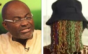 Ken Agyapong releases audio claiming Anas negotiating for bribes