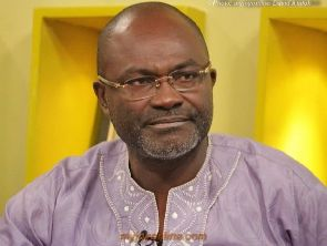 Video: Ghanaians mob and chant Kennedy Agyapong for revealing corrupt practices by Anas