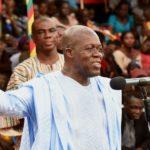 Breaking News: Former Ghana Vice President Amissah Arthur dead