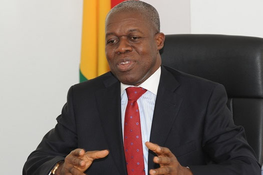 Profile of deceased former Ghana Vice President Paa Kwesi Amissah-Arthur