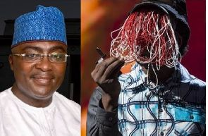 Video: VP Bawumia encourages Anas to expose corrupt people
