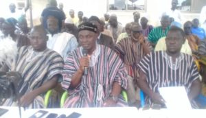 Dagbon: Andanis accuse Asantehene of attempts to impose Yaa Naa