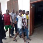 Kumasi gang rapist juveniles jailed 36 months