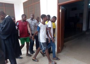 Bantama gang Rape: Juveniles Jailed 36 Months