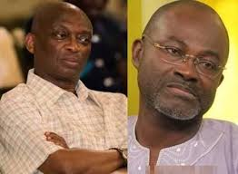 'Small fly' Ken Agyapong blowing hot air - Kweku Baako calls MP's bluff