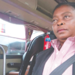 Meet the only female driver of VIP transport company; says safety of passengers her priority