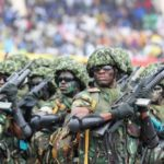 Army detains wife, children of soldier who absconded with $100,000