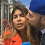 Female reporter groped and kissed live on air at 2018 World Cup