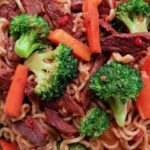 VIDEO: Learn how to make beef stir fry noodles with Ghanaguardian Kitchen