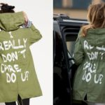 Melania Trump wears 'I don't care' jacket on way to child detention center