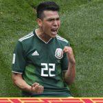 Brilliant Mexico stun Champions Germany