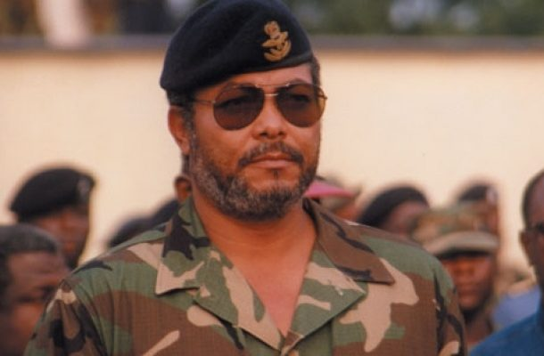 Rawlings' name pops up in ruling to deny 'coup plotters' bail