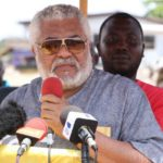 Rawlings takes 31st December anniversary to Winneba