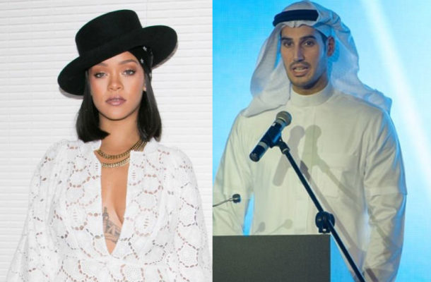 Rihanna dumps Saudi Billionaire boyfriend because she's 'tired' of men