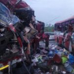 TRAGIC: Ten killed, others in critical condition in gory accident