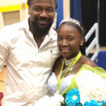Samini's teenage daughter graduates from high school in Canada; receives Valedictorian award