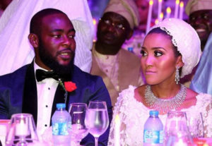 PHOTOS: Trouble looms as Dangote's new son-in-law allegedly impregnates side chick; lady raises alarm