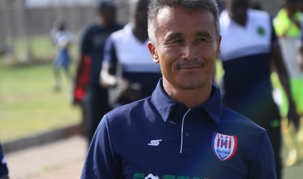 Aduana Stars set to appoint Kenichi Yatsuhashi as head coach- report