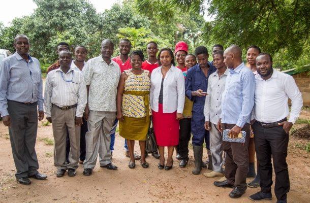 Kenya understudies Ghana's Nat'l Service Scheme