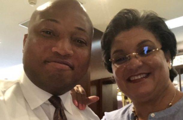 Ablakwa congratulates Hanna Tetteh on UN appointment