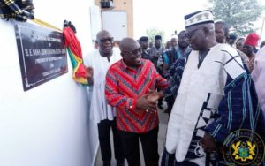 PHOTOS: Akufo-Addo storms UW/R on 2-day tour
