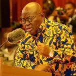 "Free SHS will thrive despite negativity from ""Professional naysayers, motivated propagandists"" - Akufo-Addo"