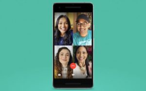 WhatsApp rolls out group video calls at last