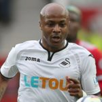 Andre Ayew pays glowing tribute to former club Swansea City