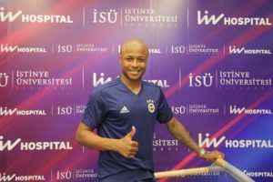 OFFICIAL: Turkish giants Fenerbaçe unveil Andre Ayew| Video