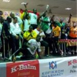 Ghana wins 2018 Africa Armwrestling Championship