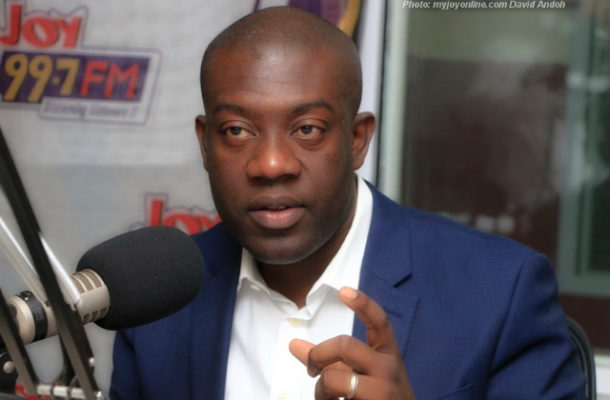 Ghanaians will back Govt's plan to increase VAT - Oppong Nkrumah