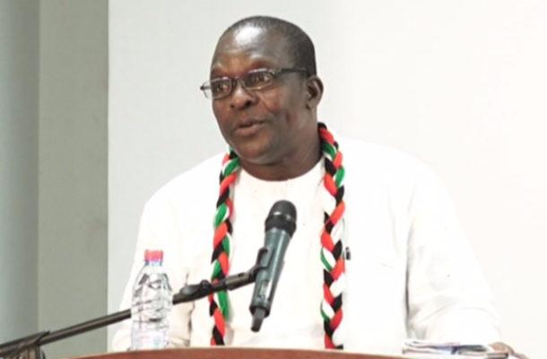 EC job too rough for ladies; reject it - Bagbin advises Jean Mensa