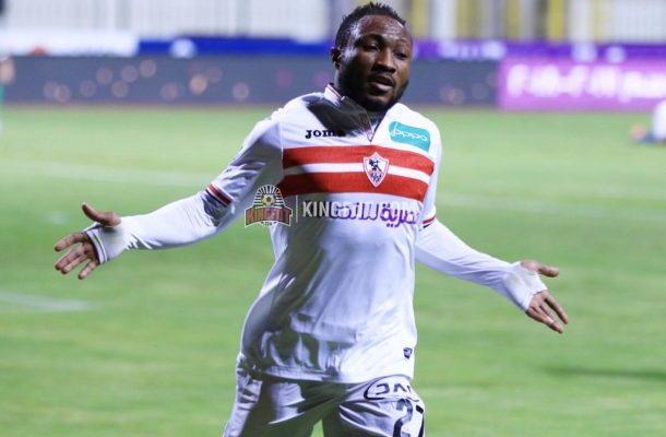 EXCLUSIVE: Zamalek terminate Benjamin Acheampong contract
