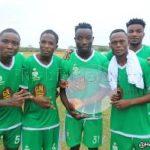 Bakatue Festival Cup: Elmina Sharks beat Hearts on penalties to clinch trophy