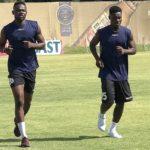 Former Hearts duo Cobbina, Atinga commence training with Albanian side KF Tirana