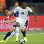 Inter Milan star Kwadwo Asamoah confirms Black Stars return
