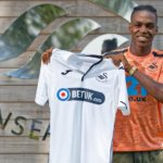 Ghanaian forward Joel Asoro 'thrilled' after completing Swansea City transfer