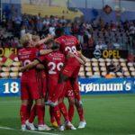 Ghanaian youngsters mark Europa League debut in FC Nordsjælland win