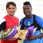 Gyan congratulates former Al Ain boss Zlatko Dalić for steering Croatia to a second-place finish