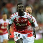 French Ligue 2 side RC Lens interested in Ghanaian striker Grejohn Kyei