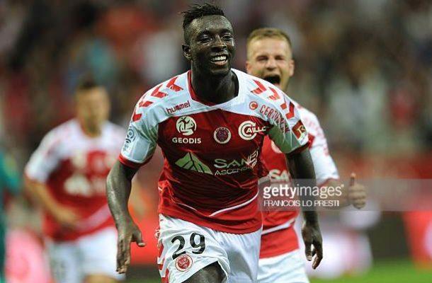French Ligue 2 side RC Lens interested in Ghanaian striker Grejohn Kyei