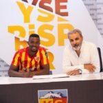 Gyan welcomes compatriot Bernard Mensah to Kayserispor