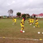 Hearts of Oak hold historic first training session at Pobiman base