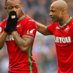 Swansea City eager to raise in excess of £12million over sale of Ayew brothers