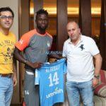 Cosmos Dauda finally signs a year deal for Jordanian side Al-Faisaly