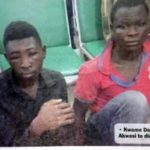 Two third year university students sentenced to death by hanging
