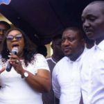 Nana B fetes Gada D/A Basic school as Hon Hawa koomson joins in Birthday celebration