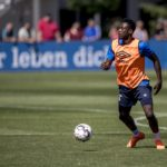 Ghana full-back Baba Rahman begins pre season training with Schalke 04